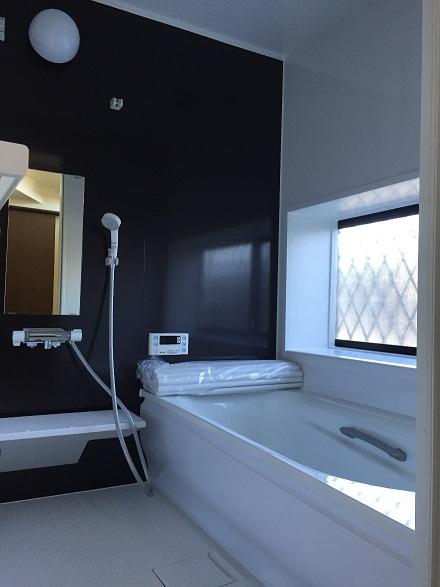 冷たい在来浴室から暖かいユニットバスへ