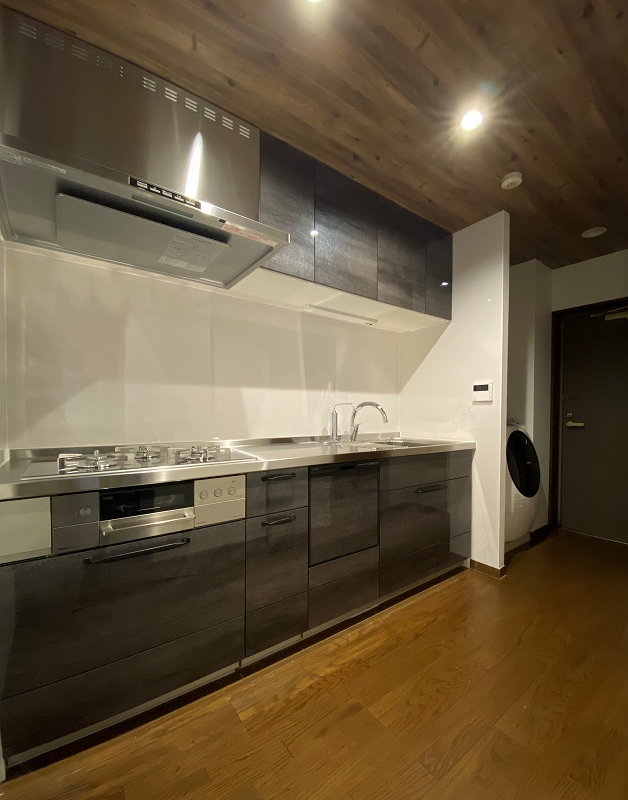 こだわりのキッチン空間