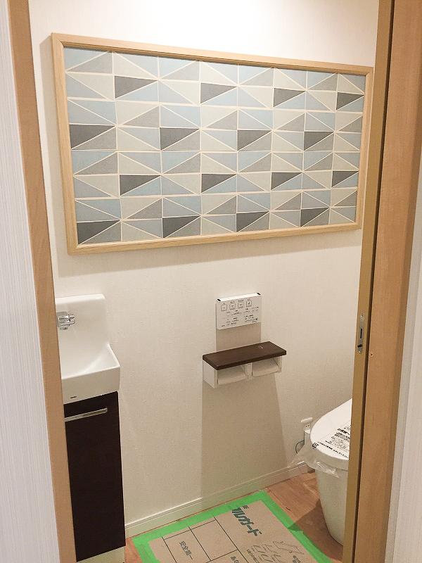 リノベシリーズ③<いつでもトイレを使い易く>